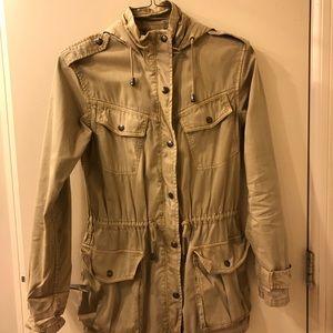 Talula Spring Army Coat. Size XXS
